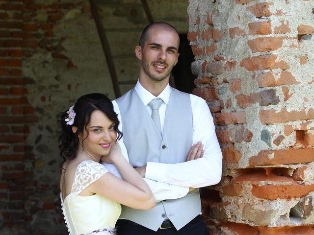 Il matrimonio di Massimo e Ilaria a Novara, Novara 17