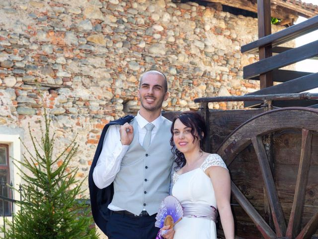 Il matrimonio di Massimo e Ilaria a Novara, Novara 19
