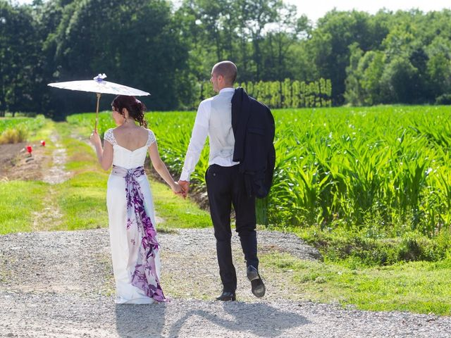 Il matrimonio di Massimo e Ilaria a Novara, Novara 22