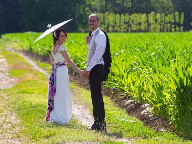Il matrimonio di Massimo e Ilaria a Novara, Novara 23