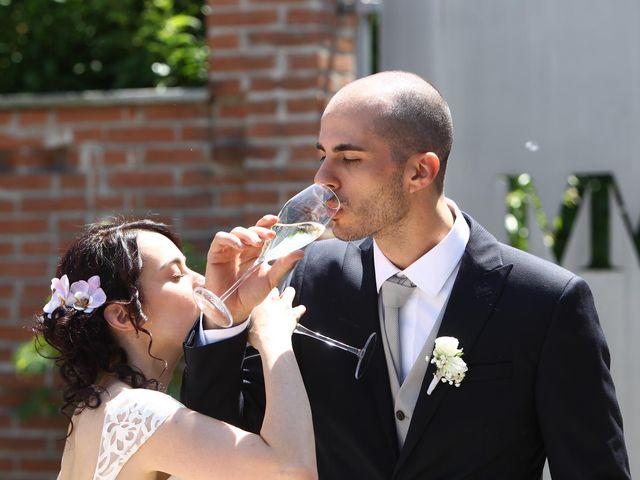 Il matrimonio di Massimo e Ilaria a Novara, Novara 25