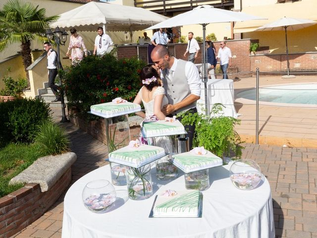 Il matrimonio di Massimo e Ilaria a Novara, Novara 27