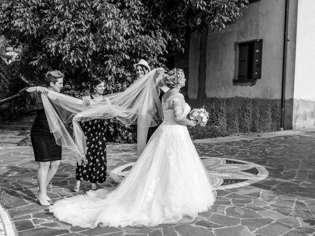 Il matrimonio di Francesco e Irene a Vo, Padova 6