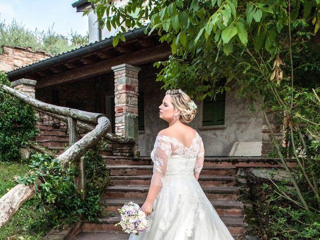 Il matrimonio di Francesco e Irene a Vo, Padova 9