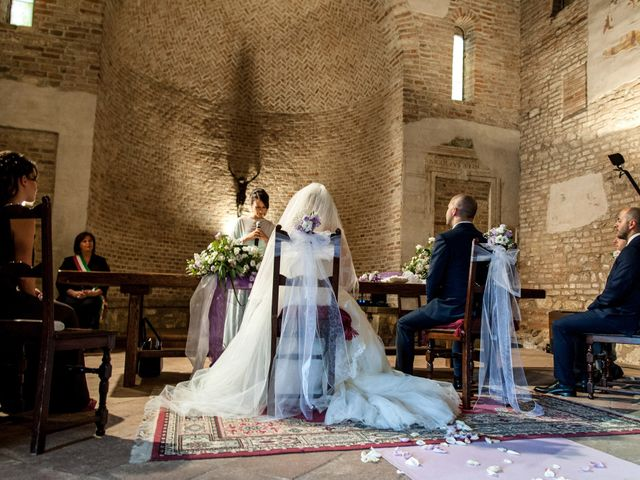 Il matrimonio di Francesco e Irene a Vo, Padova 10
