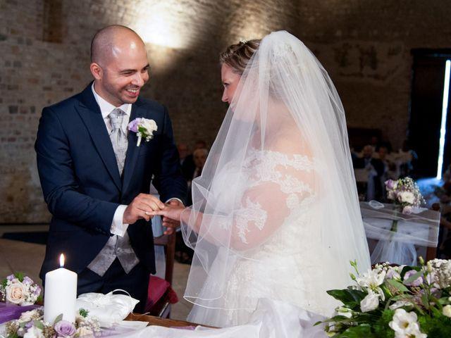 Il matrimonio di Francesco e Irene a Vo, Padova 11