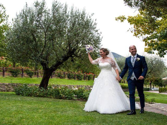 Il matrimonio di Francesco e Irene a Vo, Padova 16