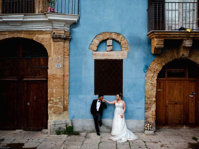 Il matrimonio di Alfonso e Simona a Palermo, Palermo 34