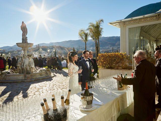 Il matrimonio di Giuseppe e Teresa a Cosenza, Cosenza 24