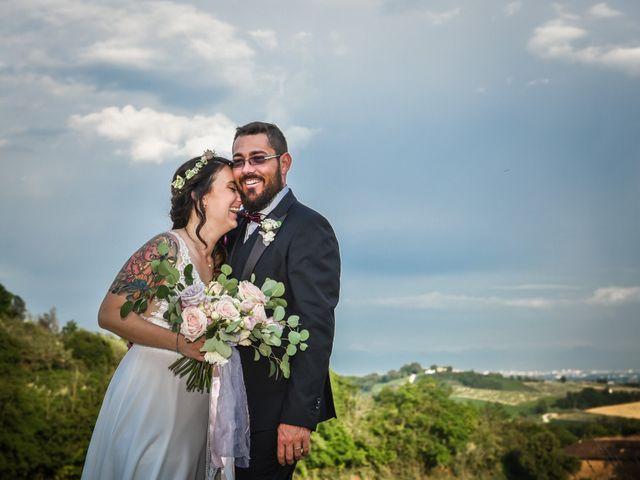 Le nozze di Ambra e Paolo