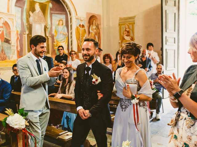 Il matrimonio di Daniele e Lara a Brescia, Brescia 20