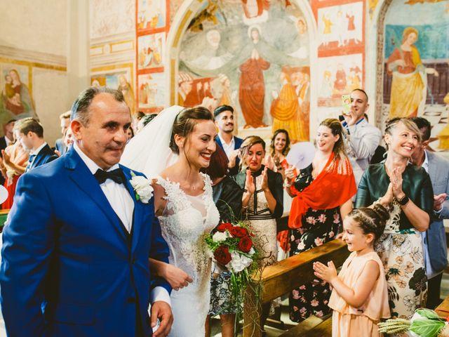 Il matrimonio di Daniele e Lara a Brescia, Brescia 24