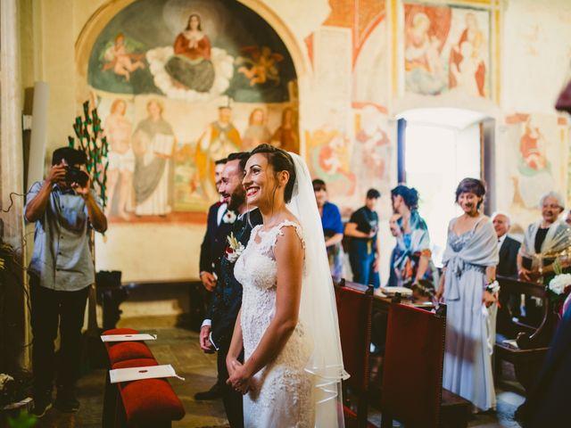 Il matrimonio di Daniele e Lara a Brescia, Brescia 25
