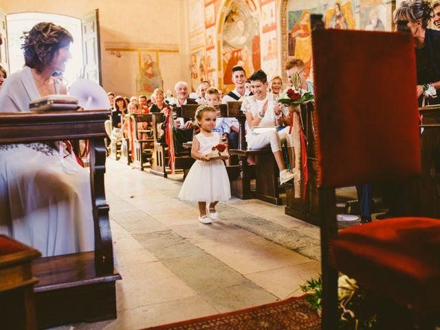 Il matrimonio di Daniele e Lara a Brescia, Brescia 27