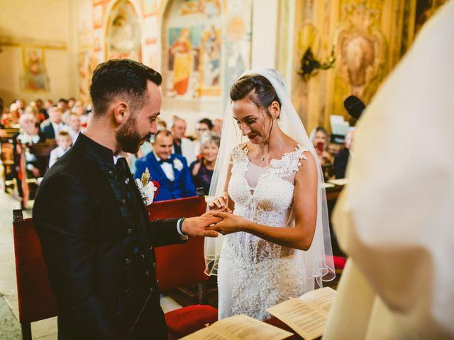 Il matrimonio di Daniele e Lara a Brescia, Brescia 28