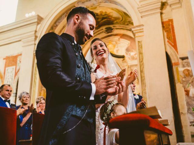 Il matrimonio di Daniele e Lara a Brescia, Brescia 29