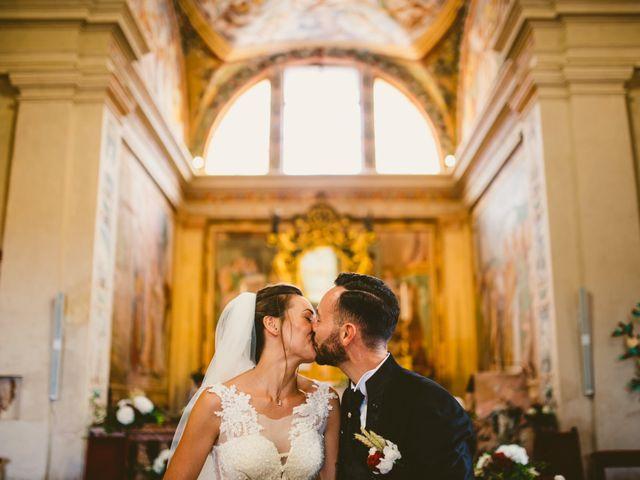 Il matrimonio di Daniele e Lara a Brescia, Brescia 30