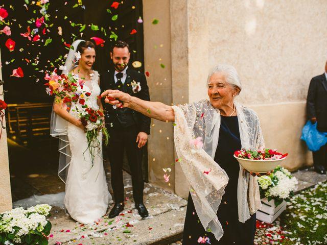 Il matrimonio di Daniele e Lara a Brescia, Brescia 32