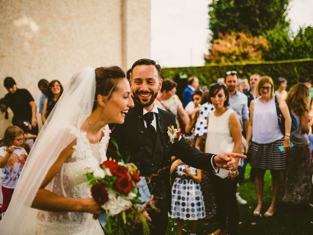 Il matrimonio di Daniele e Lara a Brescia, Brescia 33