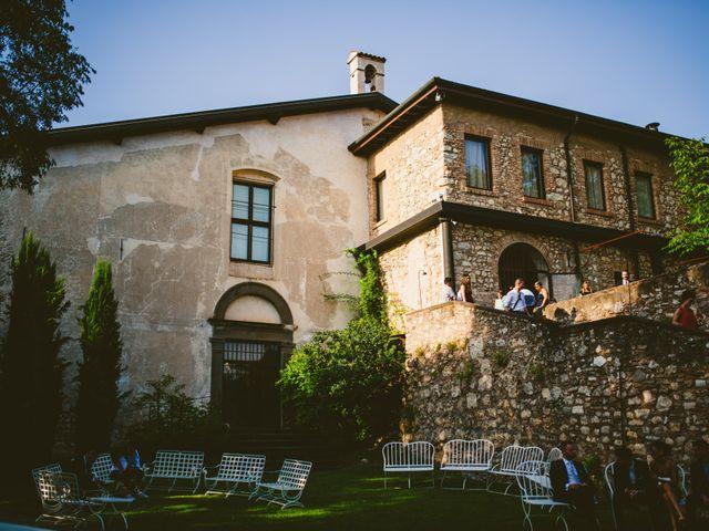 Il matrimonio di Daniele e Lara a Brescia, Brescia 40
