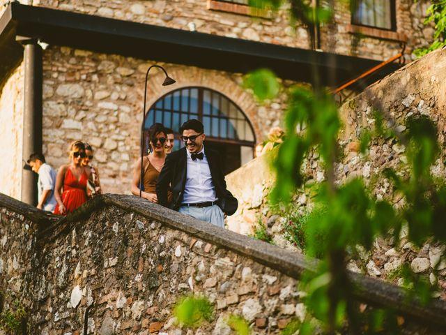 Il matrimonio di Daniele e Lara a Brescia, Brescia 41