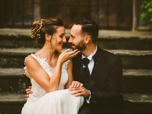 Il matrimonio di Daniele e Lara a Brescia, Brescia 56