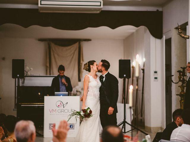 Il matrimonio di Daniele e Lara a Brescia, Brescia 64