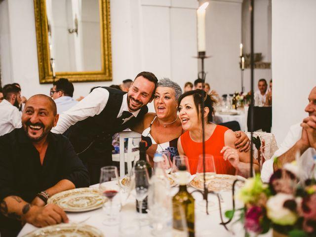 Il matrimonio di Daniele e Lara a Brescia, Brescia 69