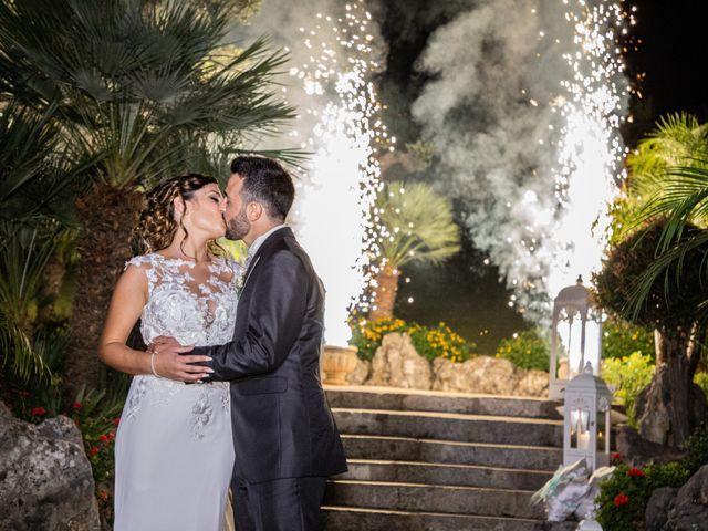 Le nozze di Roberta e Daniele