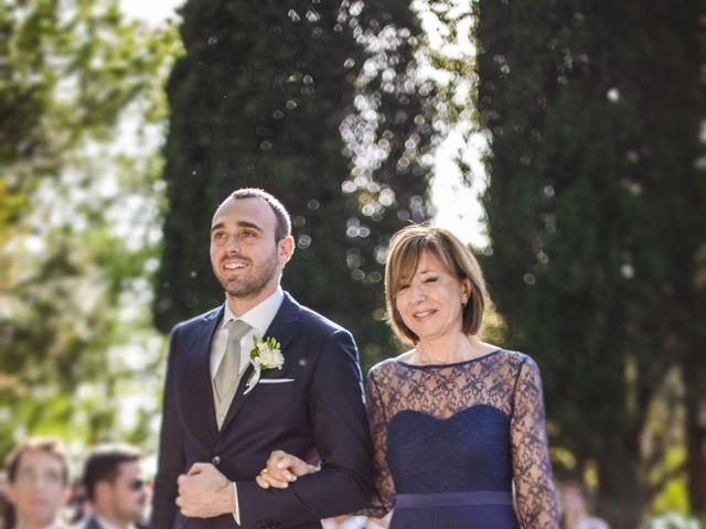 Il matrimonio di Alessio e Margherita a Castel Gandolfo, Roma 9
