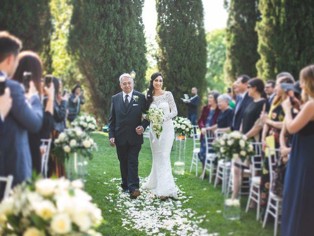 Il matrimonio di Alessio e Margherita a Castel Gandolfo, Roma 12