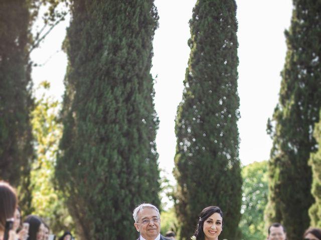 Il matrimonio di Alessio e Margherita a Castel Gandolfo, Roma 13