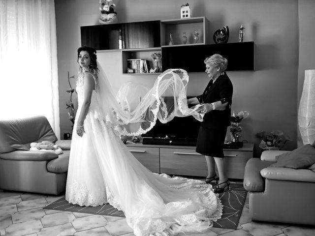 Il matrimonio di Gabriele e Angela a San Giovanni la Punta, Catania 7