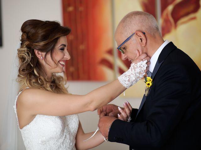 Il matrimonio di Gabriele e Angela a San Giovanni la Punta, Catania 9