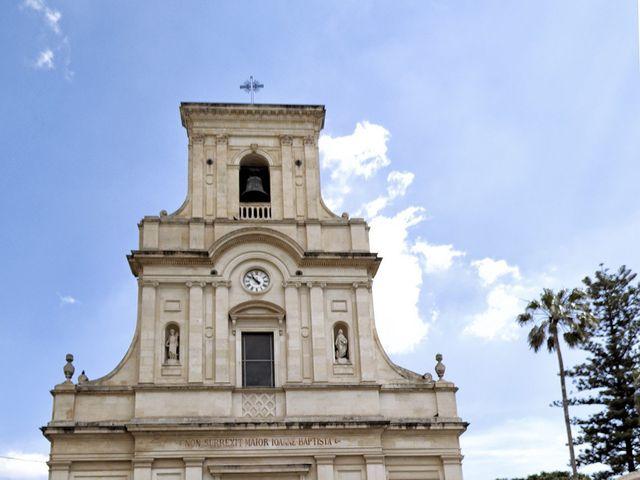 Il matrimonio di Gabriele e Angela a San Giovanni la Punta, Catania 11