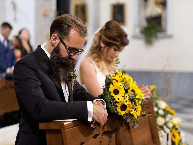 Il matrimonio di Gabriele e Angela a San Giovanni la Punta, Catania 13