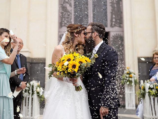 Il matrimonio di Gabriele e Angela a San Giovanni la Punta, Catania 14