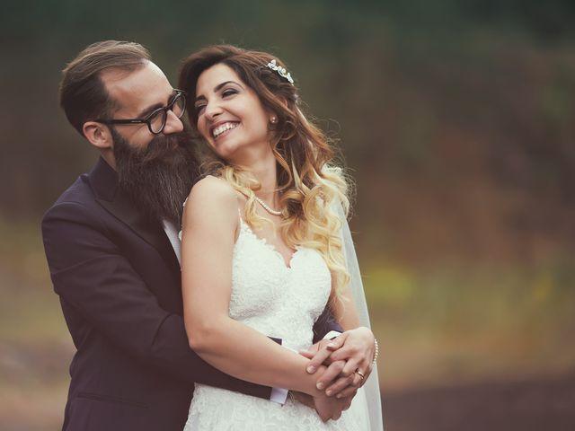 Il matrimonio di Gabriele e Angela a San Giovanni la Punta, Catania 18