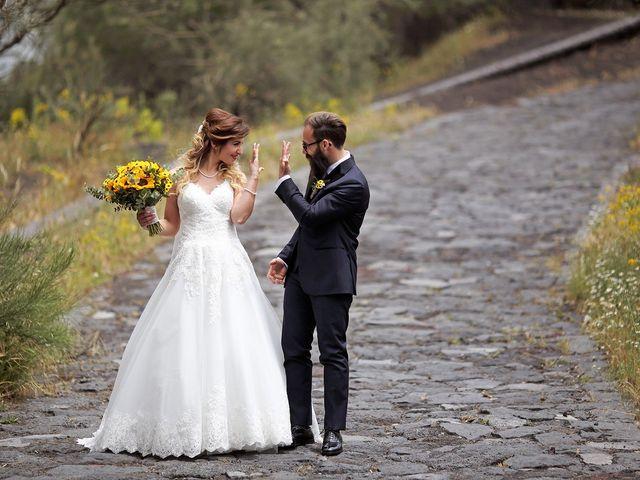 Il matrimonio di Gabriele e Angela a San Giovanni la Punta, Catania 19