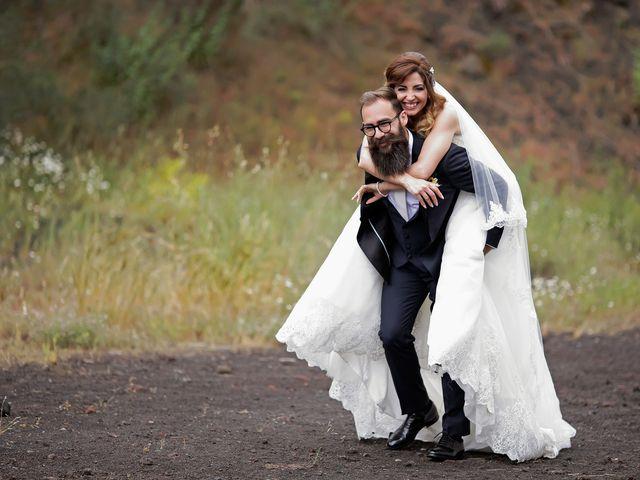 Il matrimonio di Gabriele e Angela a San Giovanni la Punta, Catania 21