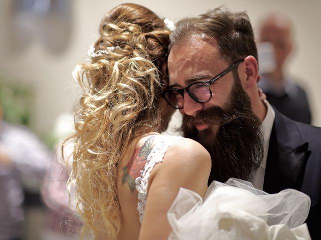 Il matrimonio di Gabriele e Angela a San Giovanni la Punta, Catania 24