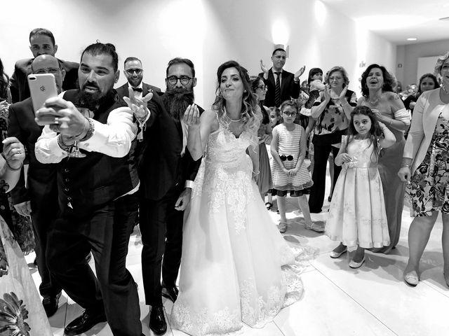 Il matrimonio di Gabriele e Angela a San Giovanni la Punta, Catania 26