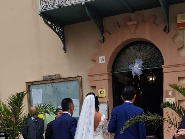 Il matrimonio di Francesco e Estefany a Serra de' Conti, Ancona 3
