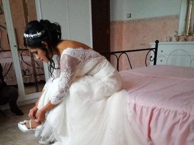 Il matrimonio di Francesco e Estefany a Serra de' Conti, Ancona 7