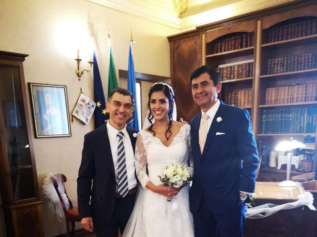 Il matrimonio di Francesco e Estefany a Serra de' Conti, Ancona 8