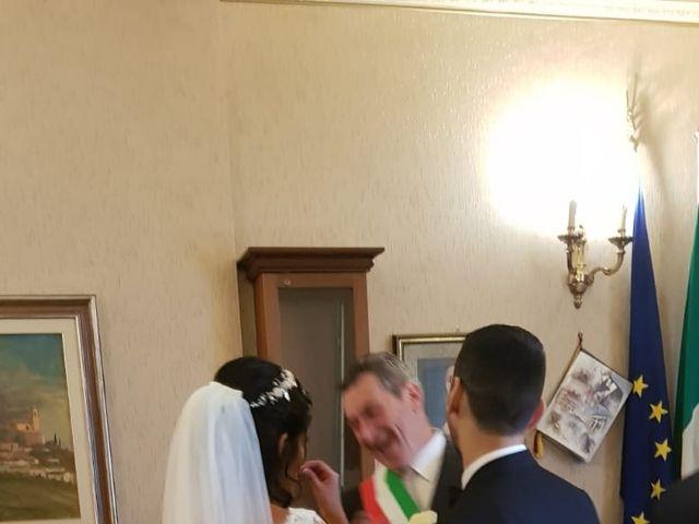 Il matrimonio di Francesco e Estefany a Serra de' Conti, Ancona 9
