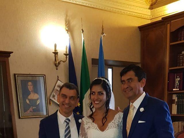 Il matrimonio di Francesco e Estefany a Serra de' Conti, Ancona 11