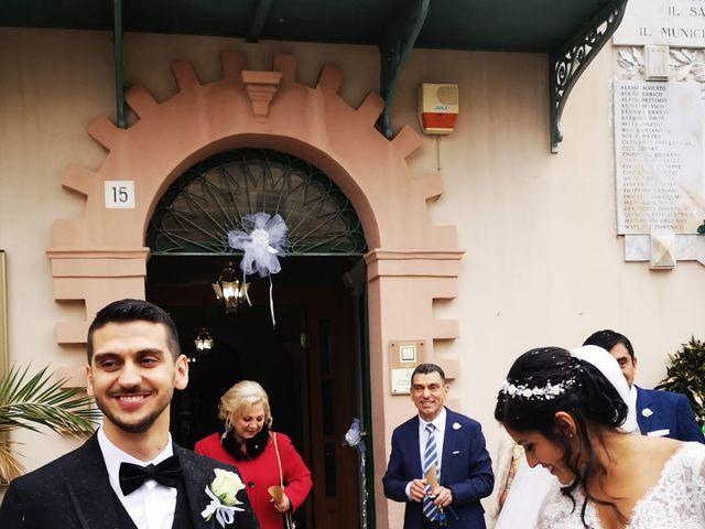 Il matrimonio di Francesco e Estefany a Serra de' Conti, Ancona 13