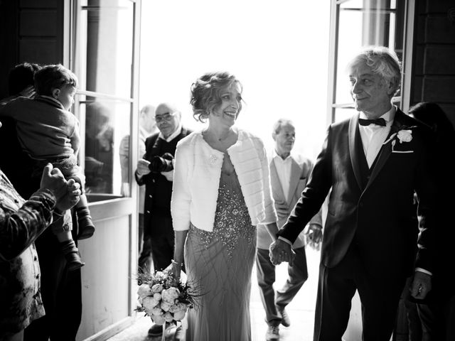 Il matrimonio di Paola e Ugo a Negrar, Verona 5
