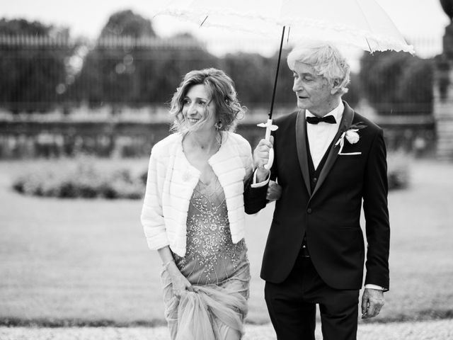 Il matrimonio di Paola e Ugo a Negrar, Verona 50